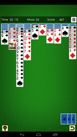 Spider Solitaire King - 1