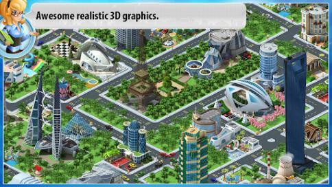 Megapolis - 3