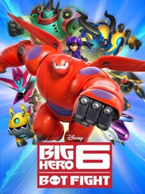 Big Hero 6 Bot Fight - 4