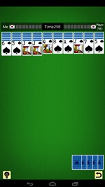 Spider Solitaire King - 3