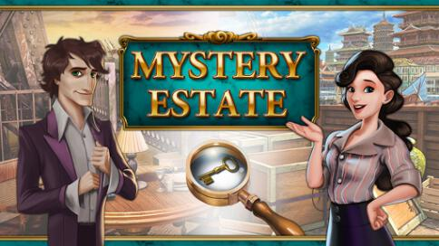 Hidden Object Mystery Society - 1