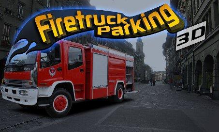 Fire Truck Parking 3D - 1