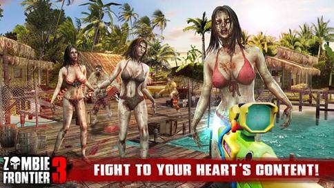 Zombie Frontier 3 - 3