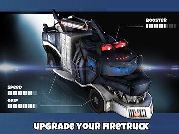 Fire Truck 3D - 1