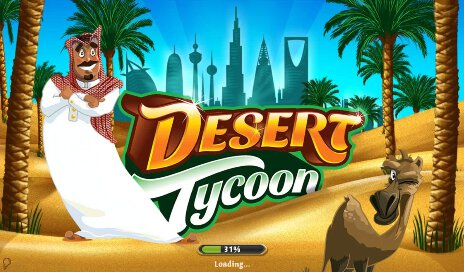 Desert Tycoon - 1