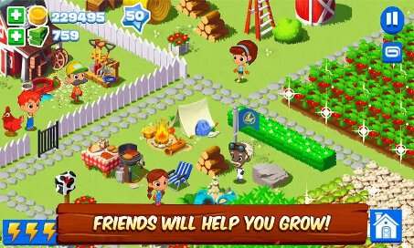 Green Farm 3 - 3