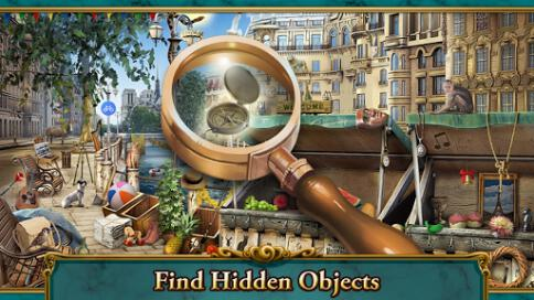 Hidden Object Mystery Society - 3