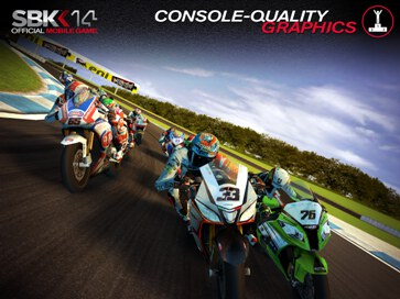 SBK14 Official Mobile Game - 1
