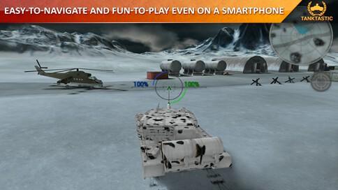 3D Tanks Online: Tanktastic - 4