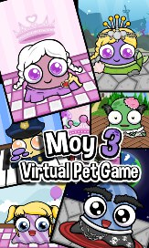 Moy 3 Virtual Pet Game - 1