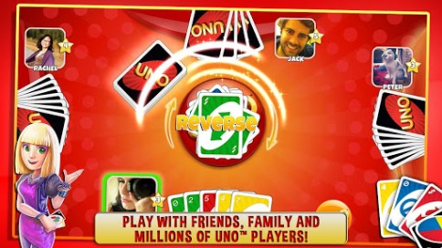 UNO and Friends - 2