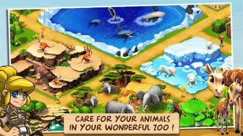 Wonder Zoo - 1