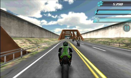 Asphalt Bikers - 1