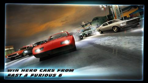 Fast Furious 6 the Game - 2