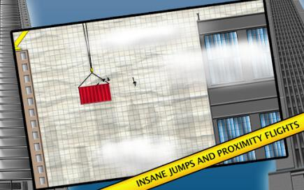 Stickman Base Jumper - 1