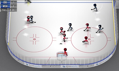 Stickman Ice Hockey - 4