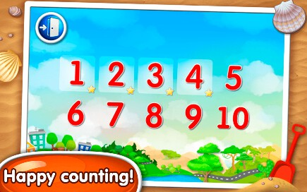 Math, Count & Numbers for Kids - 4