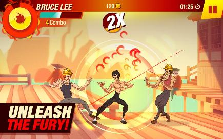 Bruce Lee Enter The Game - 2