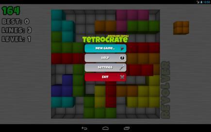 Tetro Crate - 2