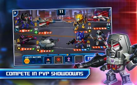TRANSFORMERS Battle Tactics - 1