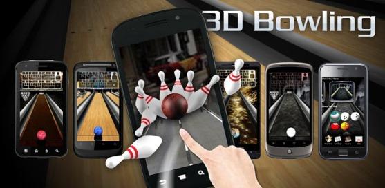3D Bowling - 1