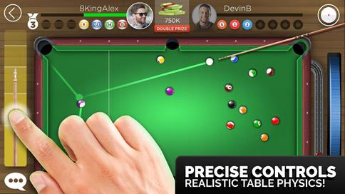 Kings of Pool - Online 8 Ball - 1