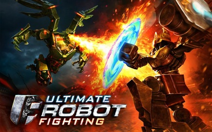 Ultimate Robot Fighting - 1