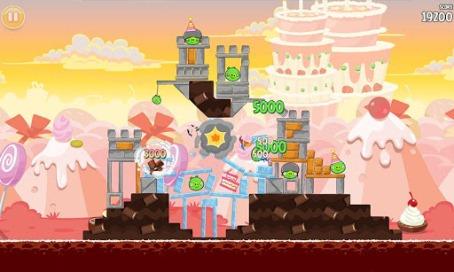 Angry Birds - 4