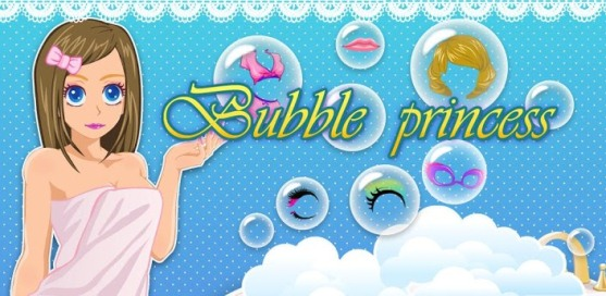 Dress up-Soap Bubbles Princess - 1