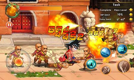 Goku Legend: Super Saiyan Fighting - 2