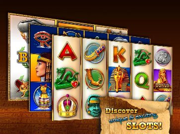 Slots Pharaohs Way - 5