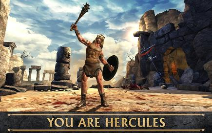 Hercules the Official Game - 1