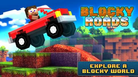 Blocky Roads - 1