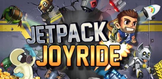 Jetpack Joyride - 1