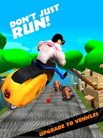 Agent Bull Run Endless Racing - 2
