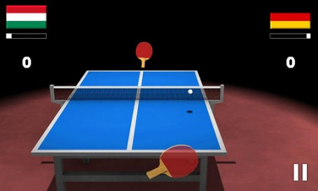Virtual Table Tennis 3D - 3