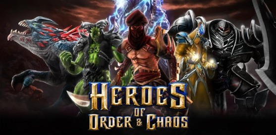 Heroes of Order & Chaos - 1