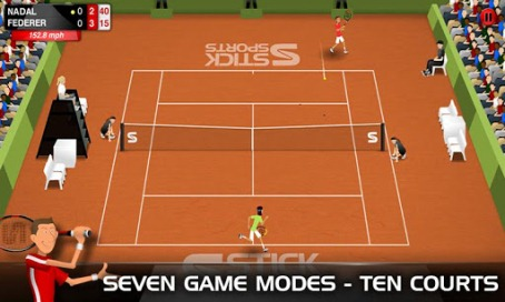Stick Tennis - 3