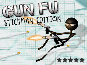 Gun Fu Stickman Edition - 1