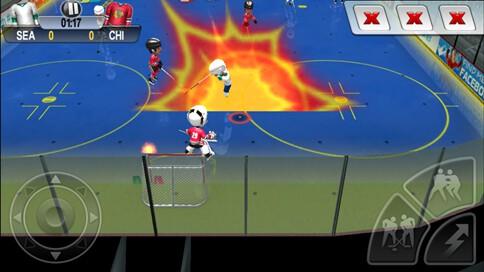 Patrick Kane's Arcade Hockey - 2