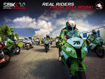 SBK14 Official Mobile Game - 2