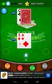 BlackJack 21 Free - 2
