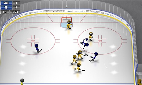 Stickman Ice Hockey - 3