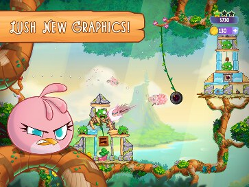 Angry Birds Stella - 2