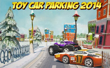 Toy Car Parking 2014 - 2