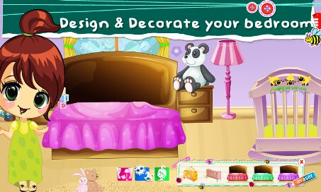 Babies Dolls House Baby Doll House Girls Game 2