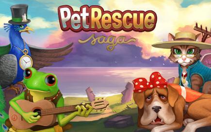 Pet Rescue Saga - 3