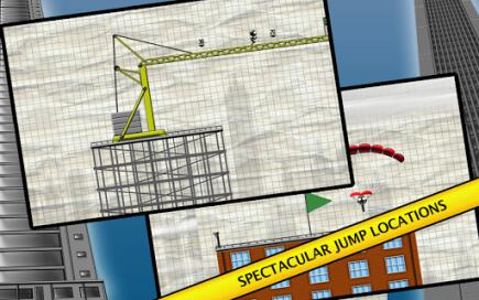 Stickman Base Jumper - 2