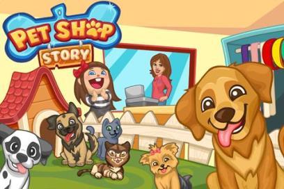 Pet Shop Story - 1