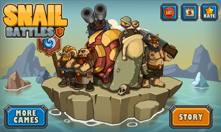 Snail Battles - 1
